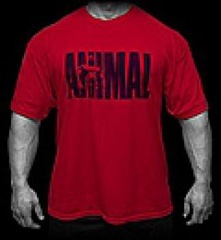 Universal Nutrition Animal T Shirt rot